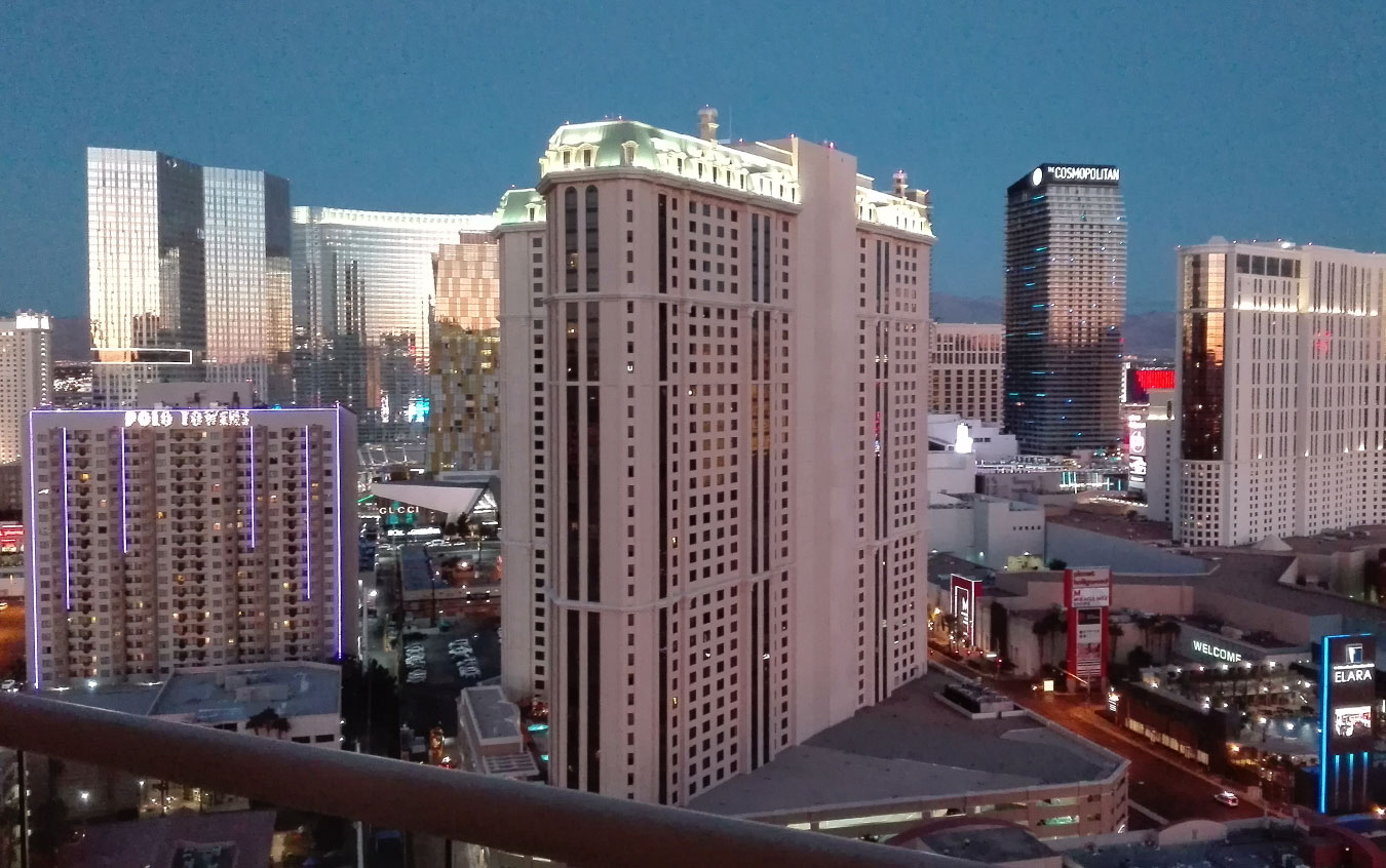 Marriott Grand Chateau Las Vegas NV  CMD
